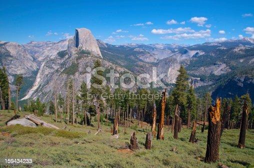 istock Half Dome - Yosemite National Park 159434233