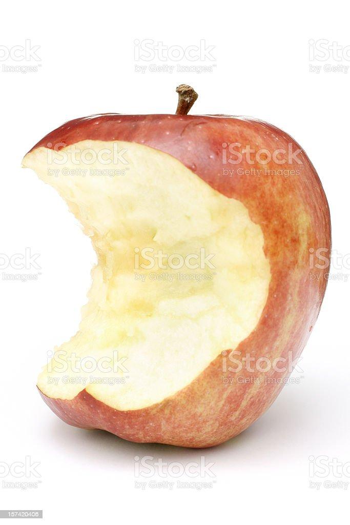 half-eaten-apple-picture-id157420406