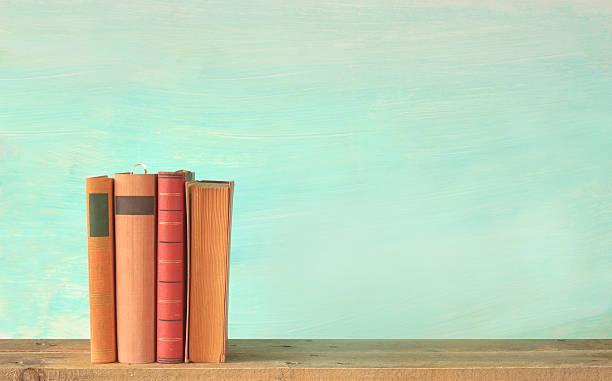 Reihe von Büchern, kostenlose Textfreiraum – Foto