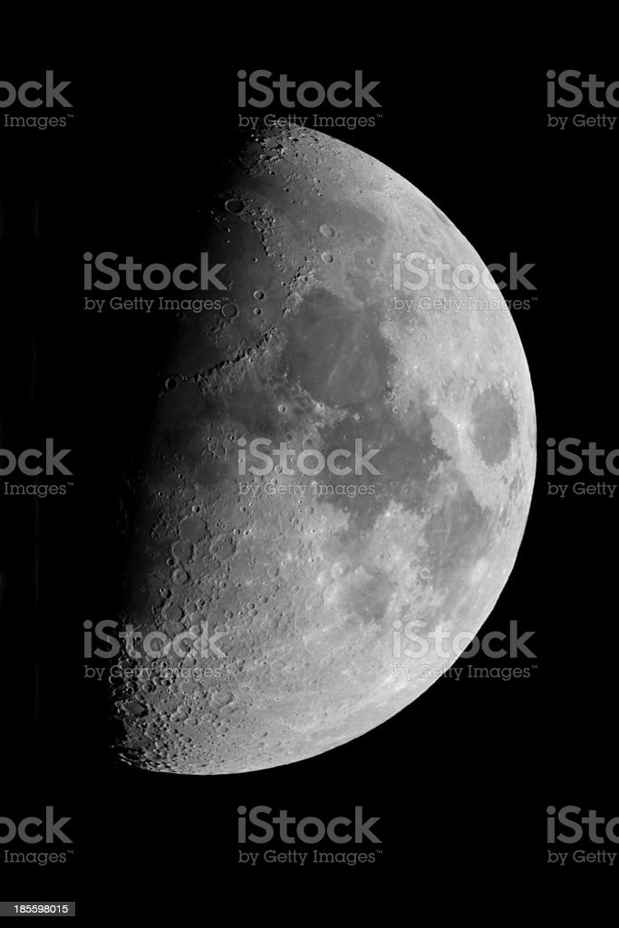 Half Moon - high resolution stock photo