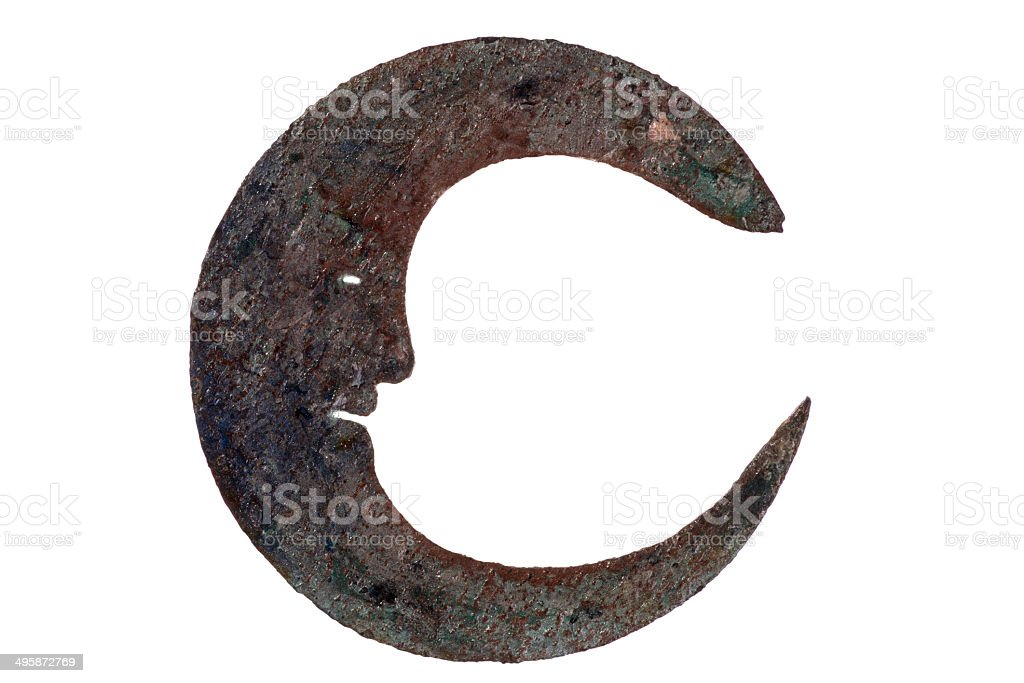 Half Moon royalty-free stock photo