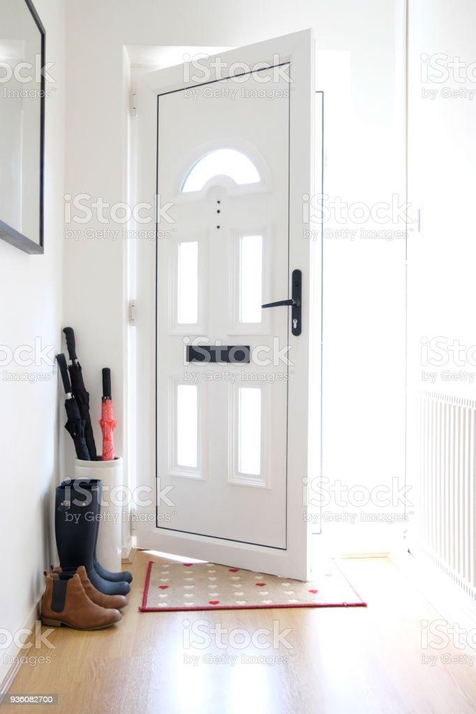 Open front door Door Wide Open Half Open Front Door Of House In England Stock Image Imgur Half Open Front Door Of House In England Stock Photo More