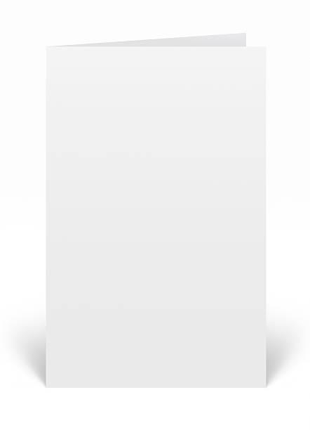 pół strona broszury, karty lub broszura szablon - pustka zdjęcia i obrazy z banku zdjęć