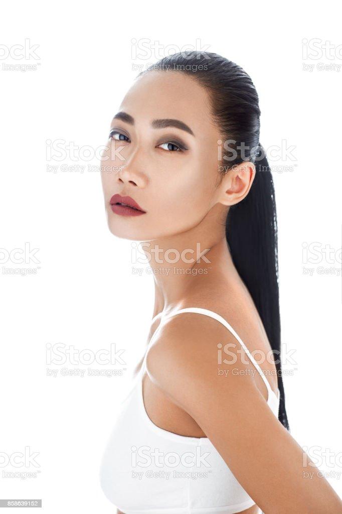 Sexy asian chinese woman