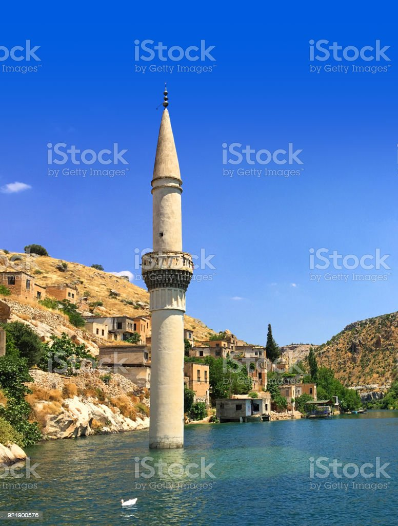 Halfeti Gaziantep stock photo