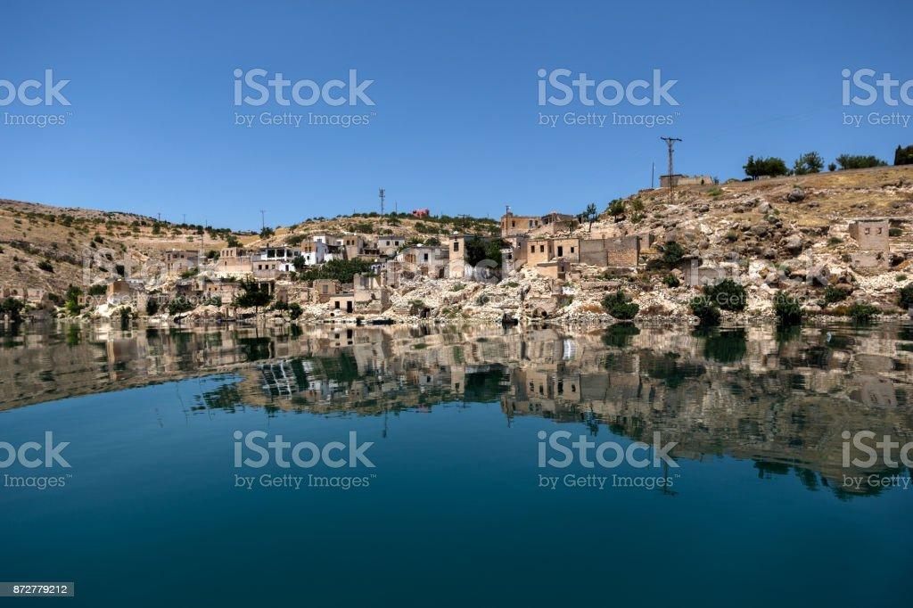 Halfeti-Sanliurfa,Turkey stock photo