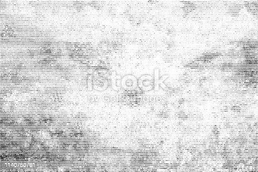 1141265505istockphoto Halftone monochrome grunge horizontal lines texture. 1140780761