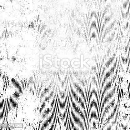 1141265505istockphoto Halftone monochrome grunge horizontal lines texture. 1140781365