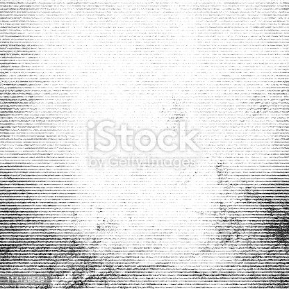 1141265505istockphoto Halftone monochrome grunge horizontal lines texture. 1141265491