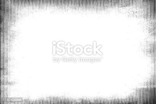 1141265505istockphoto Halftone monochrome grunge vertical lines texture. 1140400356