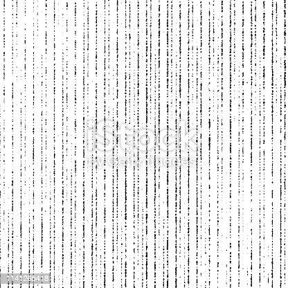 1141265505istockphoto Halftone monochrome grunge vertical lines texture. 1141265418