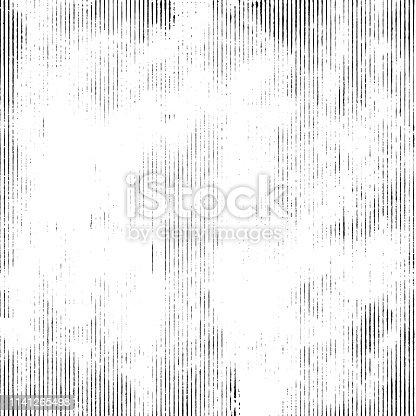 1141265505istockphoto Halftone monochrome grunge vertical lines texture. 1141265498