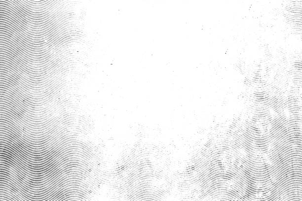 halftone monohrome grunge lines texture - in a row stock pictures, royalty-free photos & images