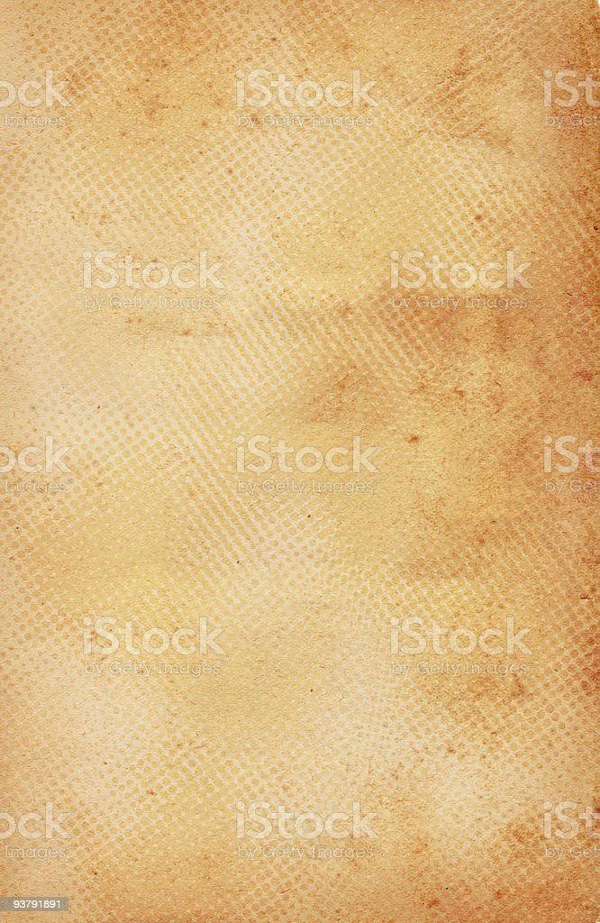 Halftone Paper stock photo