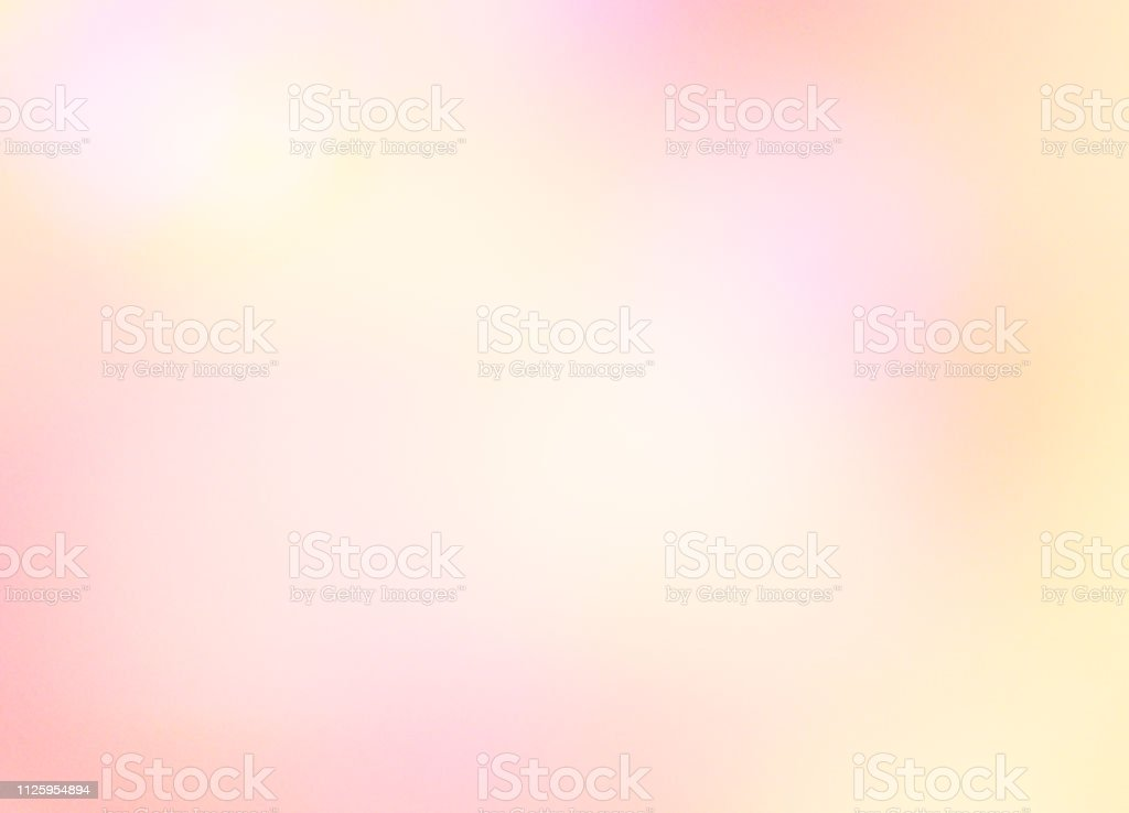 Yellow Background, Pink Color, Pastel Colored, Backgrounds, Abstract...