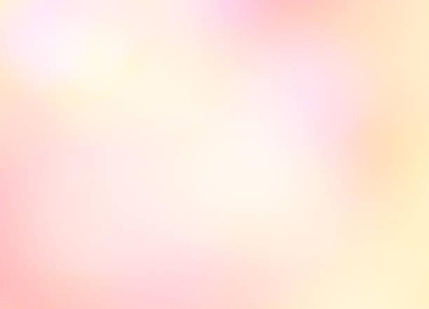 하프톤 핑크 파스텔 컬러 배경. 흐리게 defocused 세레 추상적인 배경 - 파스텔 뉴스 사진 이미지