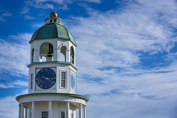 Halifax Tour de l'horloge sur Citadel Hill, à Nova Scotia, Canada - Photo