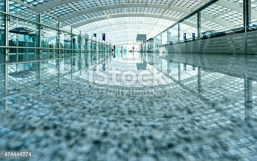 istock Hall of business building 474444274