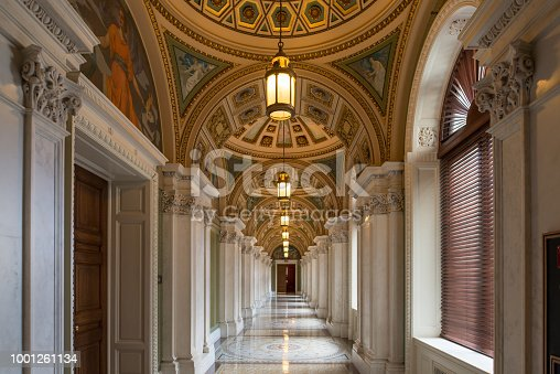 Capital Cities, Library, Built Structure, Famous Place, National Landmark