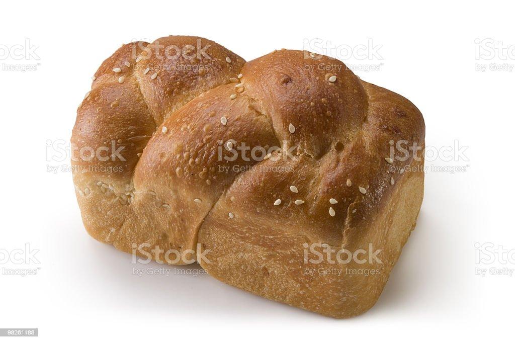 Hallah 식빵 royalty-free 스톡 사진