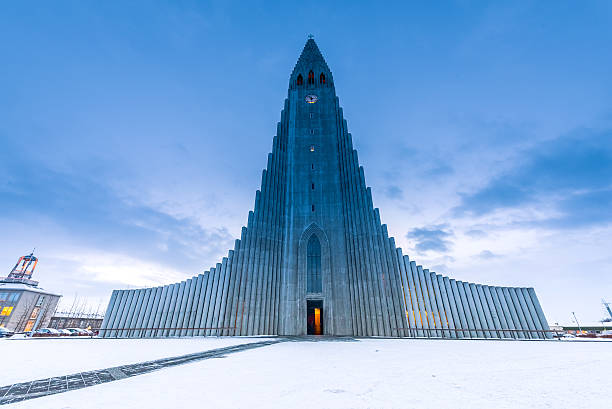 Hallgrimskirkja cathedral in reykjavik iceland Hallgrimskirkja cathedral in reykjavik iceland Hallgrímskirkja church stock pictures, royalty-free photos & images