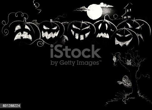 483328044 istock photo Halloween Celebration 831288224