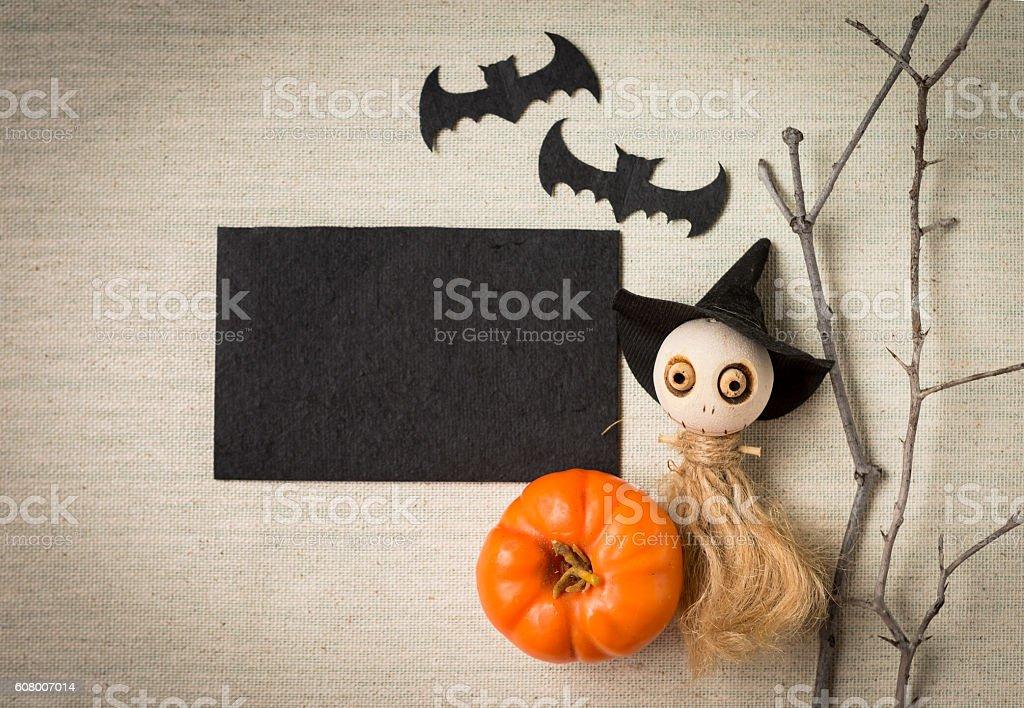 Halloween concept, - foto de acervo