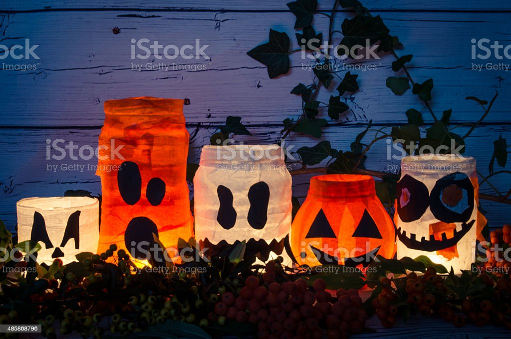 halloween-Dekoration – Foto