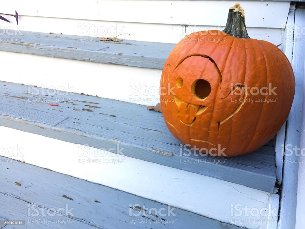 Halloween Decorations stock photo