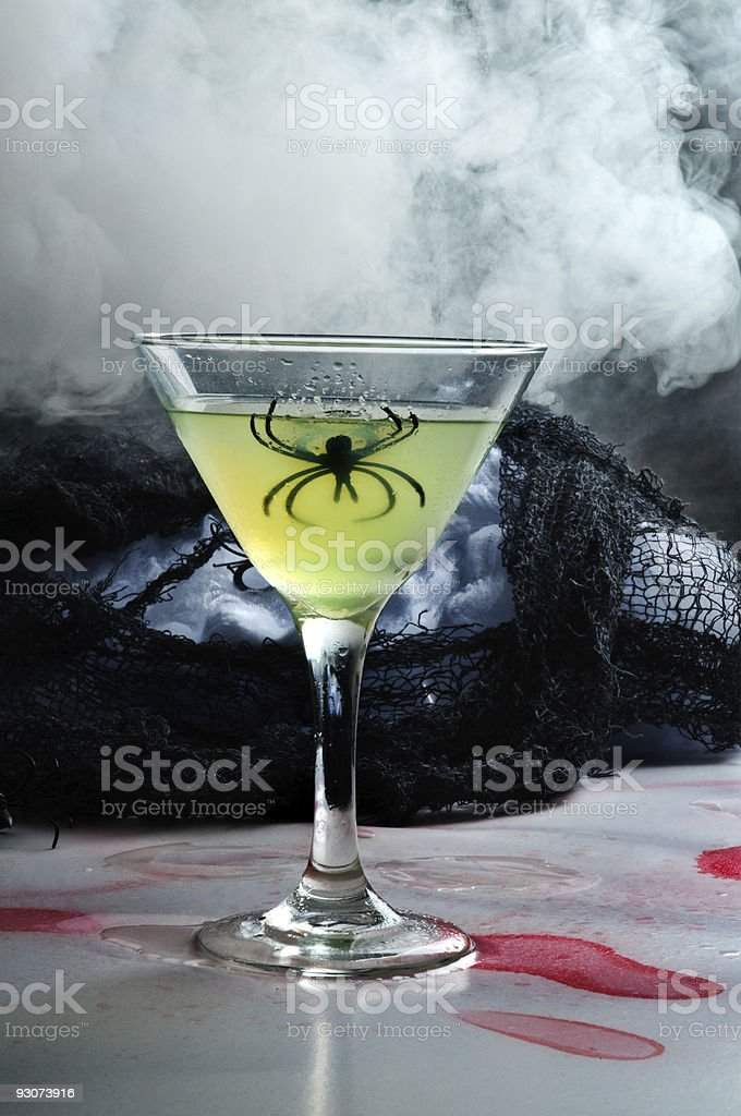 halloween drink - Royalty-free Alcohol - Drink Stock Photo