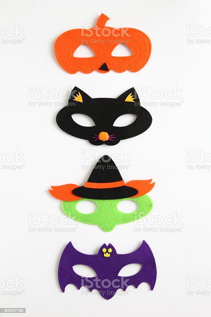 Halloween Eye Masks For Kids Stock Photo Download Image Now Istock