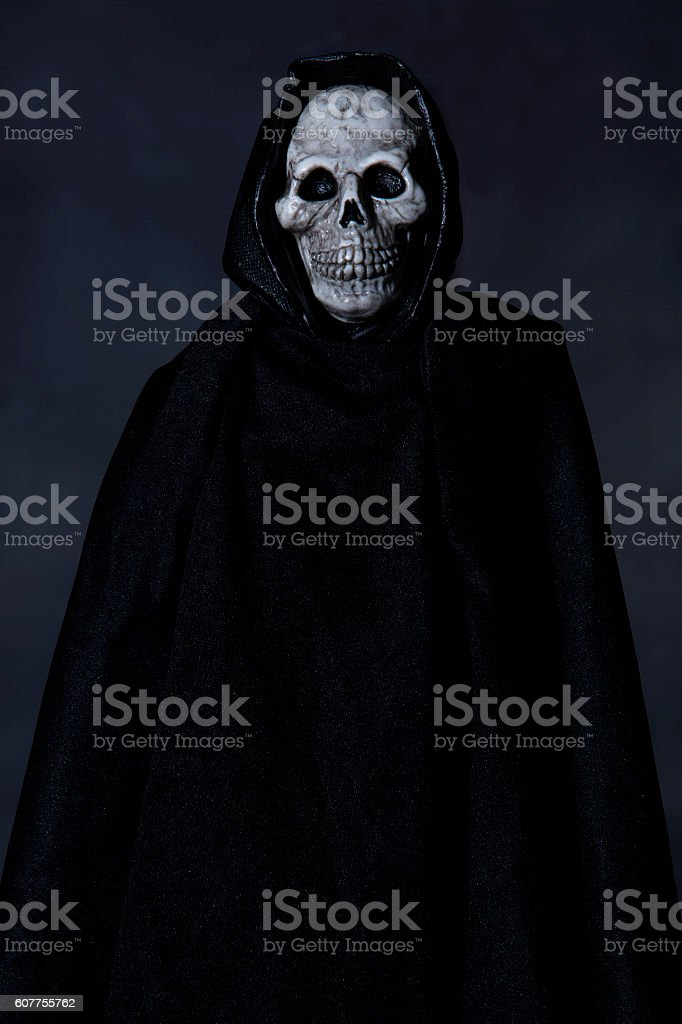 Halloween Ghoul stock photo