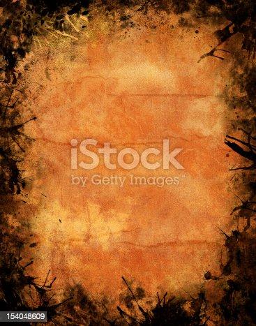istock Halloween Grunge Texture 154048609