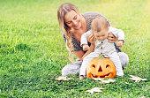 istock Halloween holiday celebration 1051767148