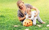 istock Halloween holiday celebration 1051767340