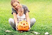 istock Halloween holiday celebration 1051767344