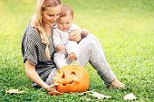 istock Halloween holiday celebration 1051767460