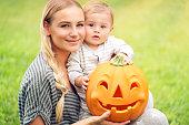 istock Halloween holiday celebration 1051767598