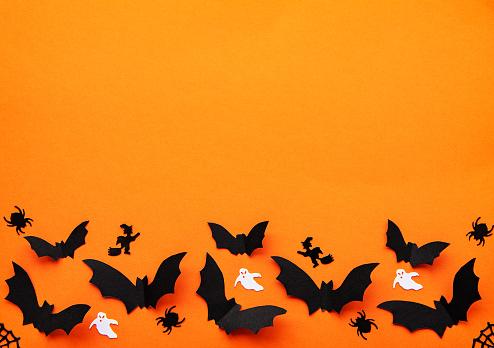 istock Halloween holiday decorations 1177595128
