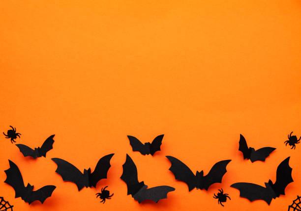 cadılar bayramı tatil süslemeleri - halloween background stok fotoğraflar ve resimler