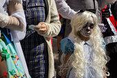 川崎の日本のハロウィーン