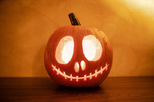 Halloween Jack O' lanter