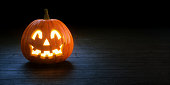 Halloween Jack O' lantern A04