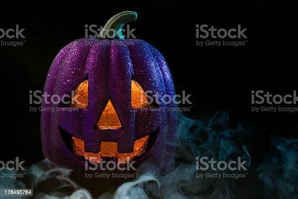 Halloween Jack O Lantern Stock Photo - Download Image Now