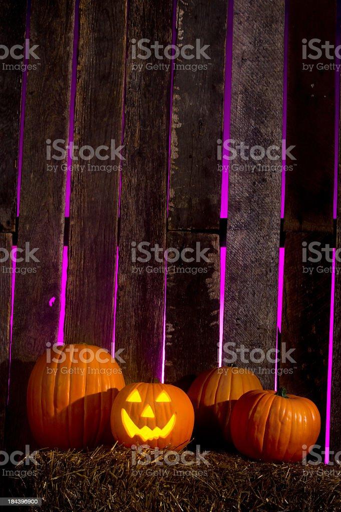 Halloween, Jack O'' Lantern royalty-free stock photo