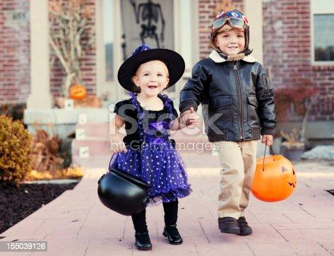 istock Halloween Kids 155039126
