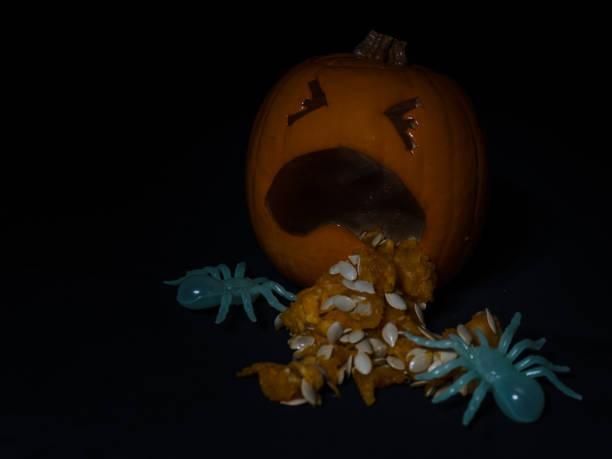 Halloween Night 01 stock photo