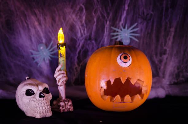 Halloween Night 03 stock photo