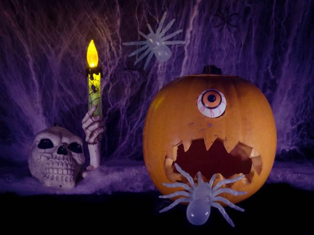 Halloween Night 04 stock photo