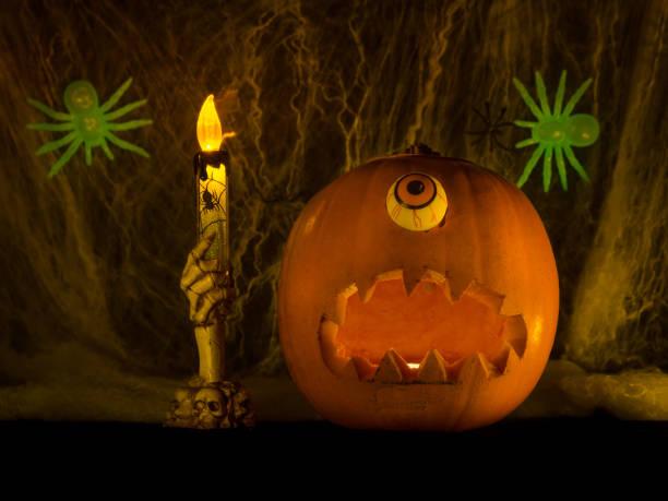 Halloween Night 06 stock photo